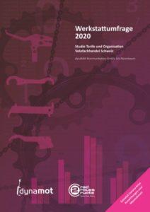 Werkstattumfrage 2020 Cover